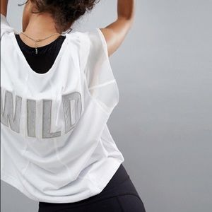 Free People Movement WILD Top
